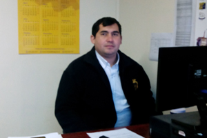 Inspector Técnicos de Obras.