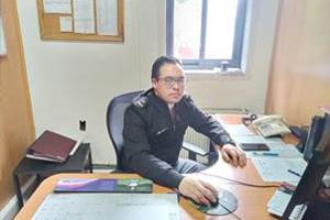 Secretario Asistencia.